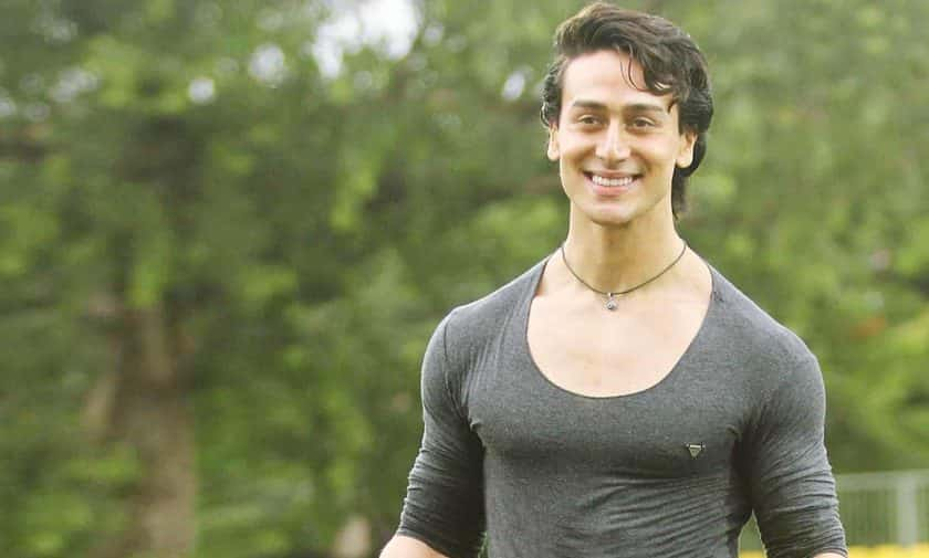fact about tiger shroff